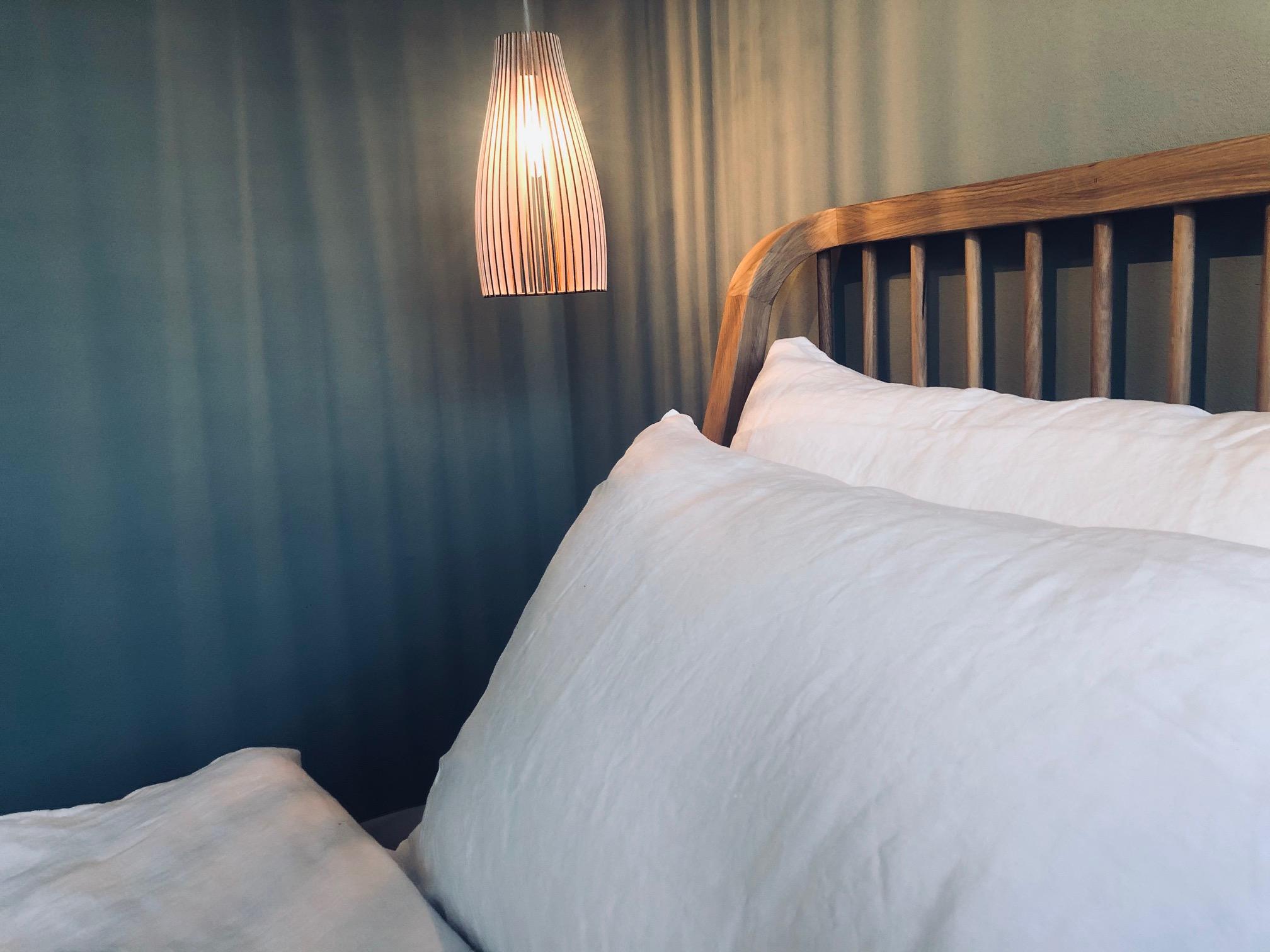 Schlafzimmer Privathaus